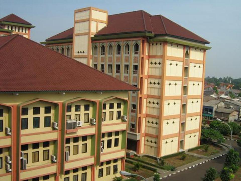 Kalender akademik universitas islam negeri (uin) syarif hidayatullah
